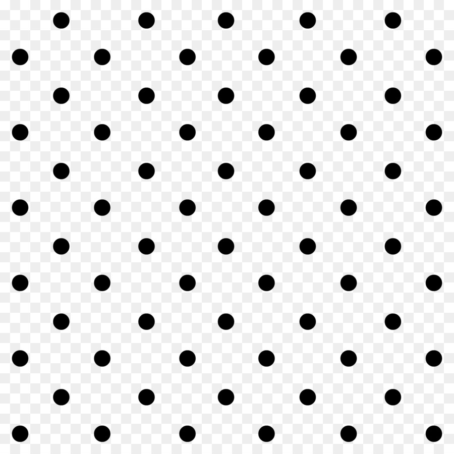 Polka dot Template Wallpaper - Black Polka Dot png download - 3600 ...