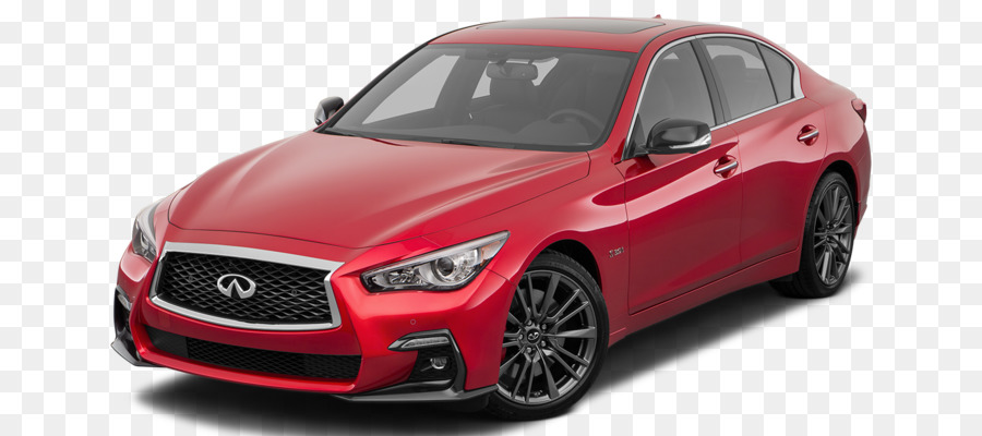 Infiniti 2018 Q50 Hybrid 30t Sport Awd Sedan Car Vehicle Png