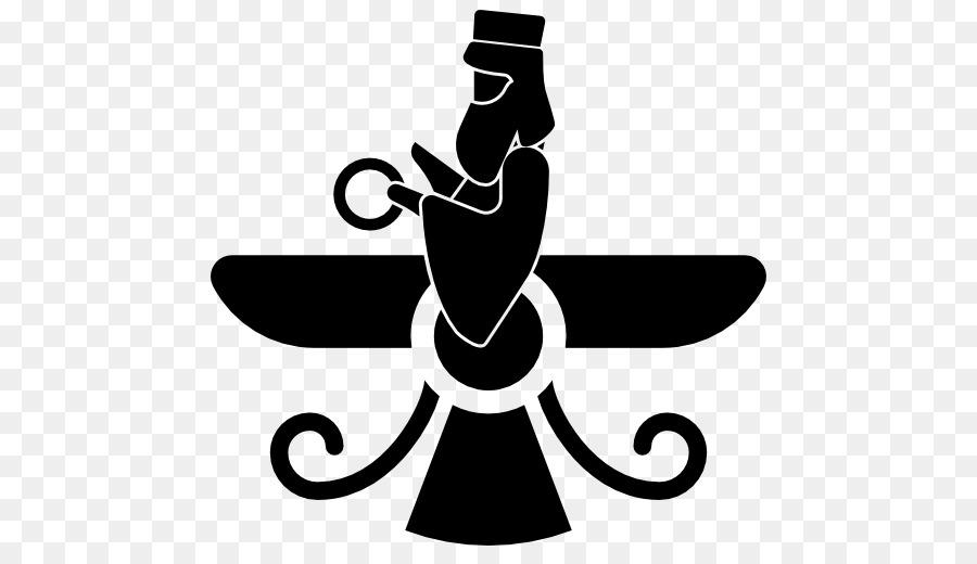 Faravahar Fravashi Zoroastrianism Religion Symbol Symbol Png