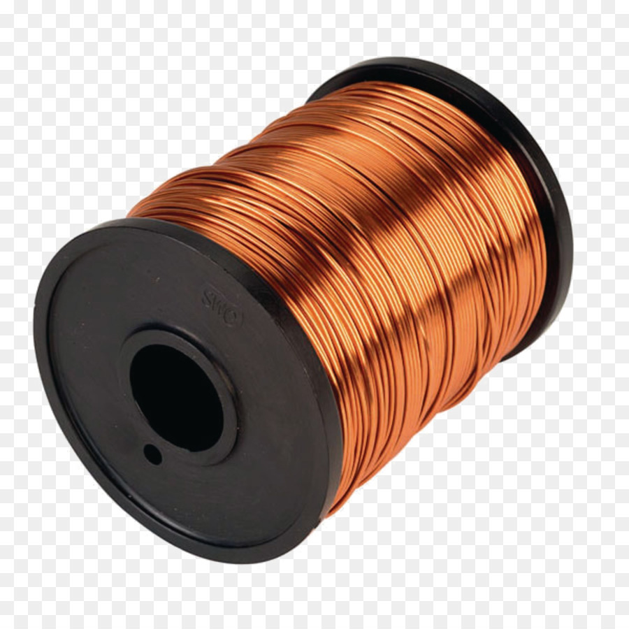 Copper conductor Magnet wire Standard wire gauge - Capacitor ...