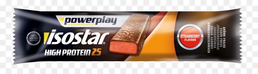 Isostar Chocolate Bar Protein Bar Energy Bar Hp Bar Png Download