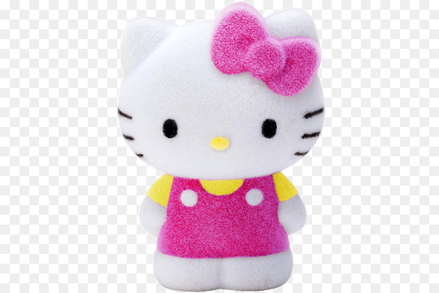 Hello Kitty Plush Stuffed Animals Cuddly Toys Action Toy Figures
