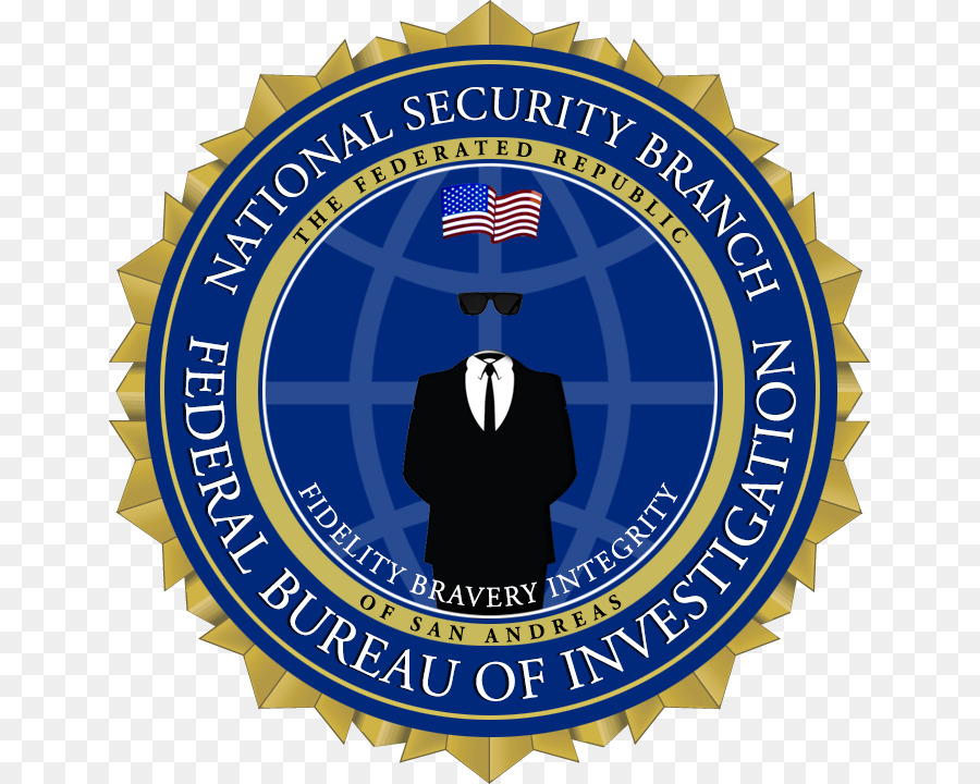 google logo organization badge emblem fbi png download 699 720