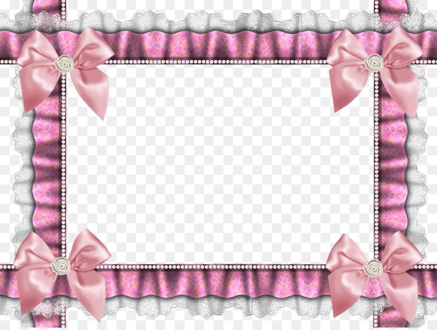 Marcos De Fotos De Color Rosa M - frontera-bebé Formatos De Archivo ...
