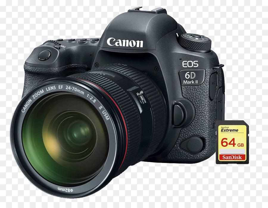 Canon EOS 6D de fotograma Completo de la Cámara RÉFLEX digital Canon ...