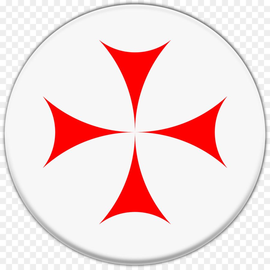 Knights Templar Symbol Clip Art Symbol Png Download 12801272