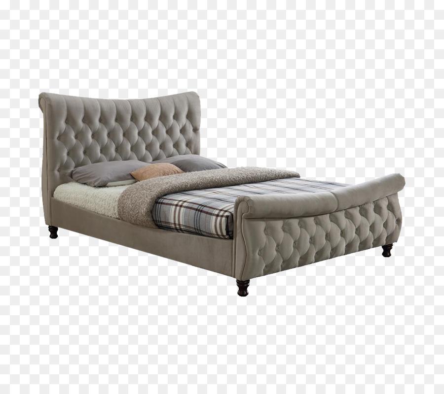 Cama de tamaño de marco de Cama de cama de Trineo de Pie se apoya ...
