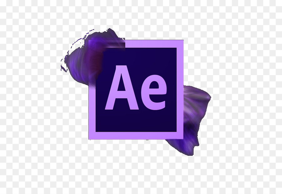 Adobe After Effects Purple png download - 579*618 - Free Transparent