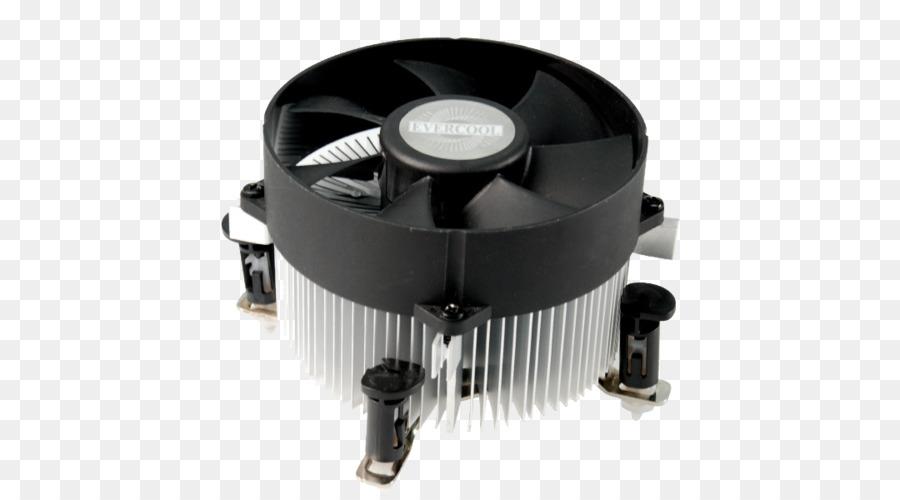 Sistem komputer Bagian Pendingin Cooler Master LGA 775