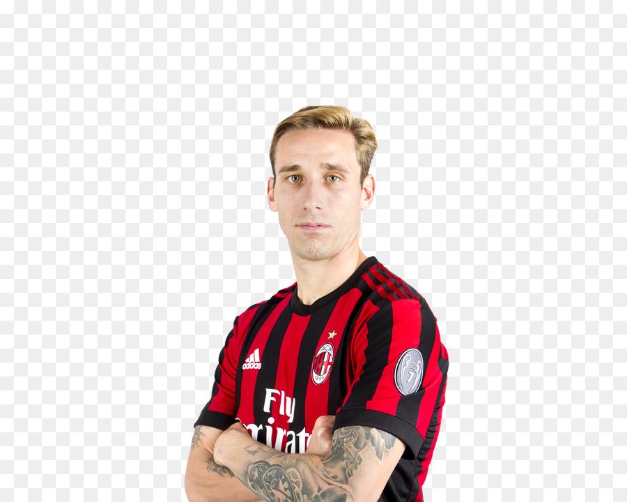Seconda Maglia AC Milan LUCAS BIGLIA