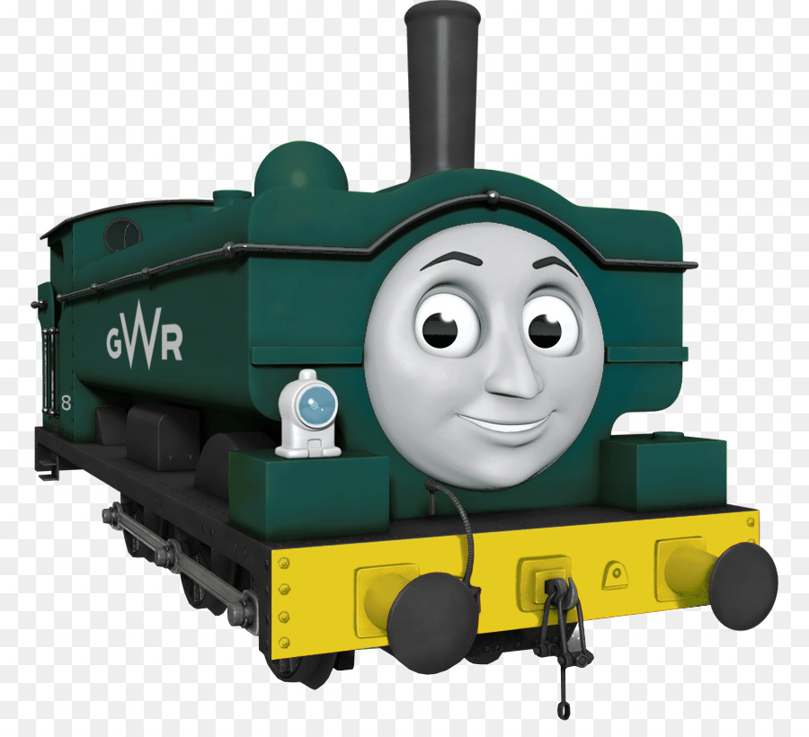 Duck The Great Western Engine Thomas Friends Percy Train