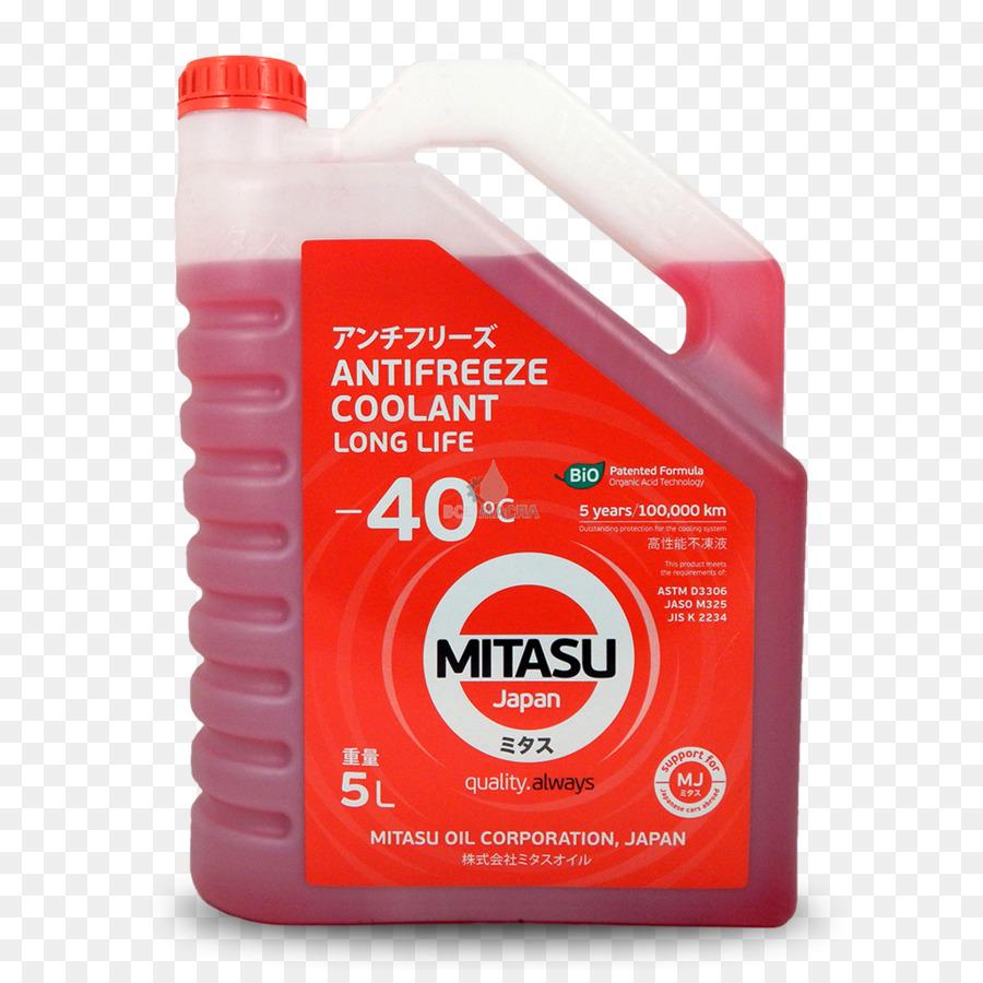 Liquid Antifreeze Coolant Motor Oil General Engine