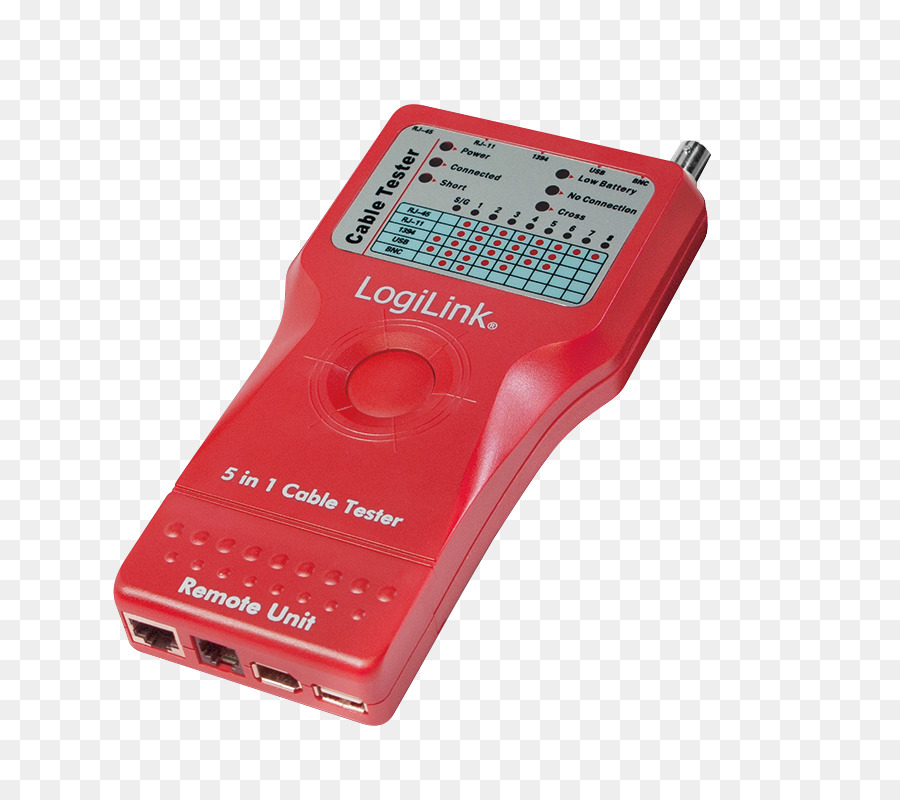 Cable Tester Measuring Instrument png download - 800*800 - Free