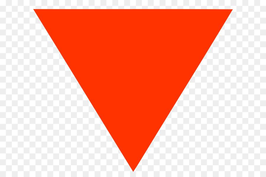 Red Triangle Symbol Family Planning Birth Control Symbol 710600