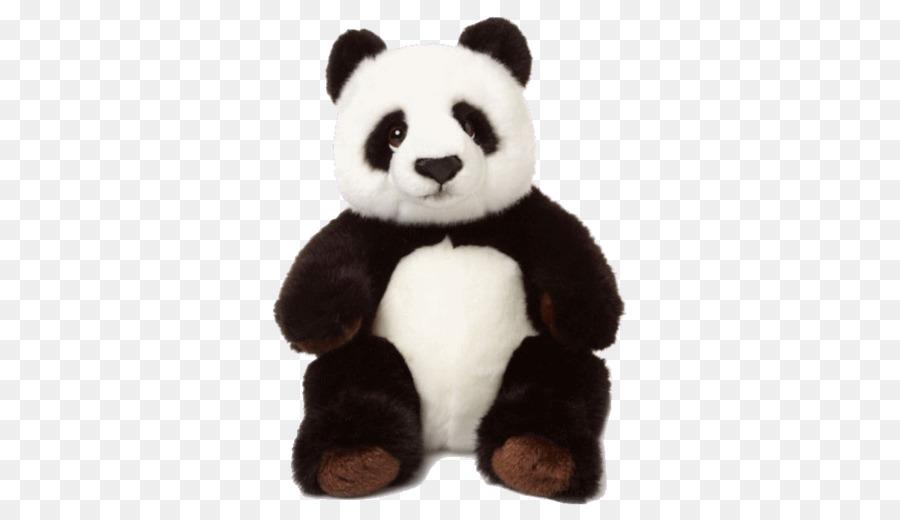 Giant Panda Bear Red Panda Stuffed Animals Cuddly Toys Bear Png