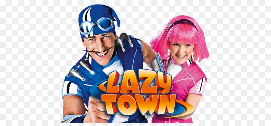 Lazy town sportacus and stephanie