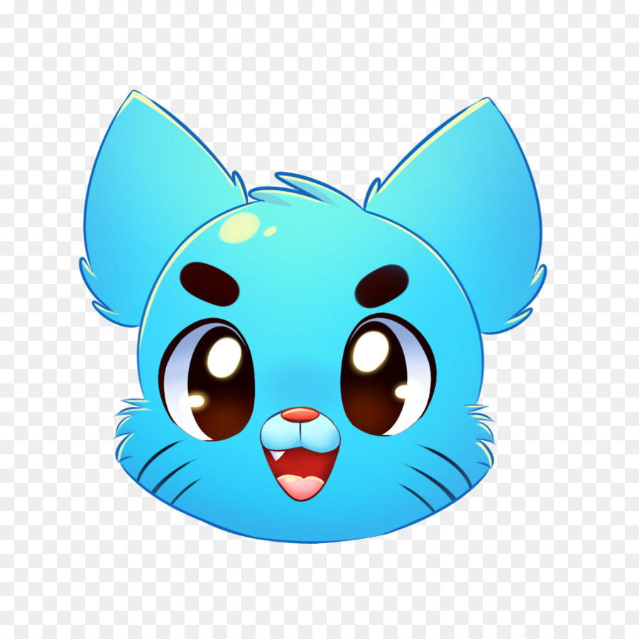 gumball watterson fan art drawing gumball png download 1000 1000