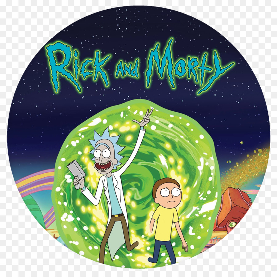 Rick Sanchez Rick And Morty Buku Mewarnai Eksklusif Dan
