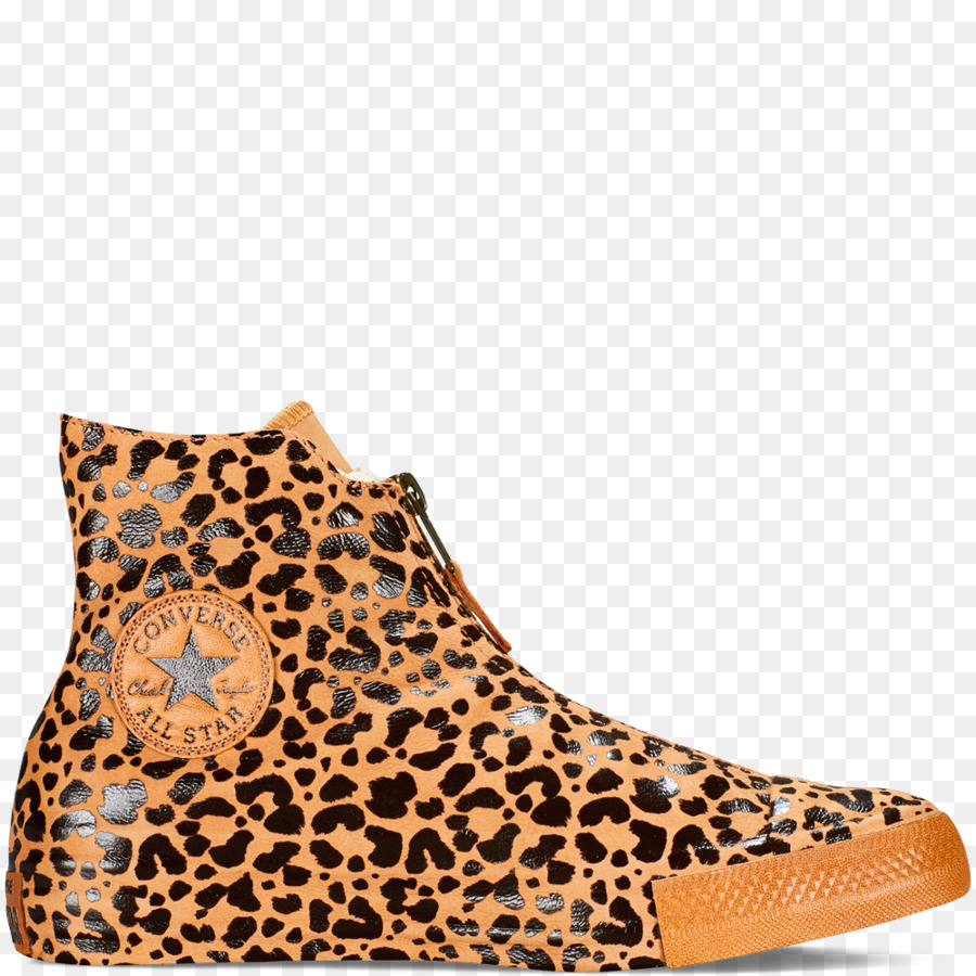 ef41d5d2f981 Converse High-top Chuck Taylor All-Stars Sneakers Shoe - leopard print png  download - 1000 1000 - Free Transparent Converse png Download.