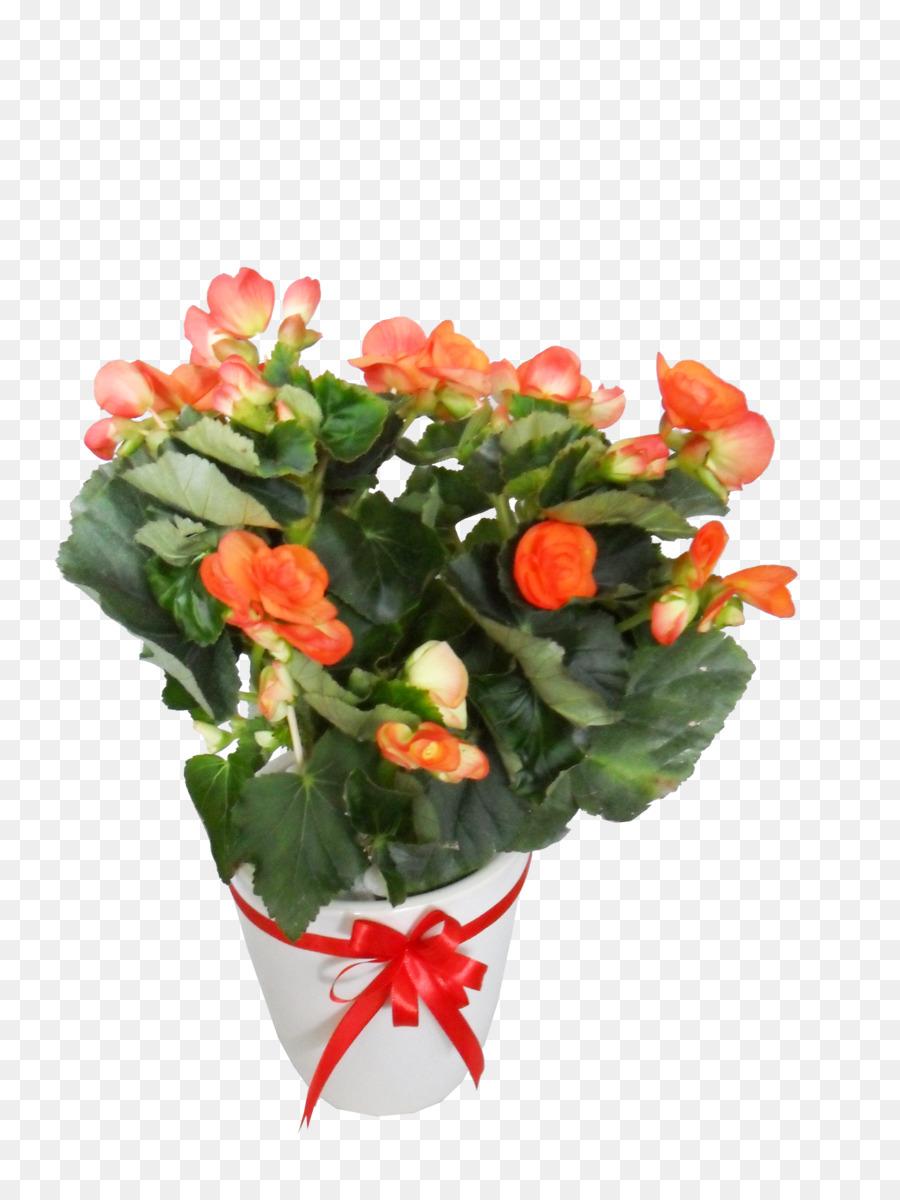Garden Roses Flowerpot Fl Design Artificial Flower Sai Gon