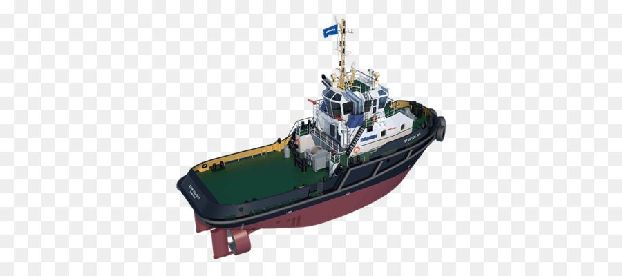 Tugboat Water transportation Ship Seakeeping - boat png