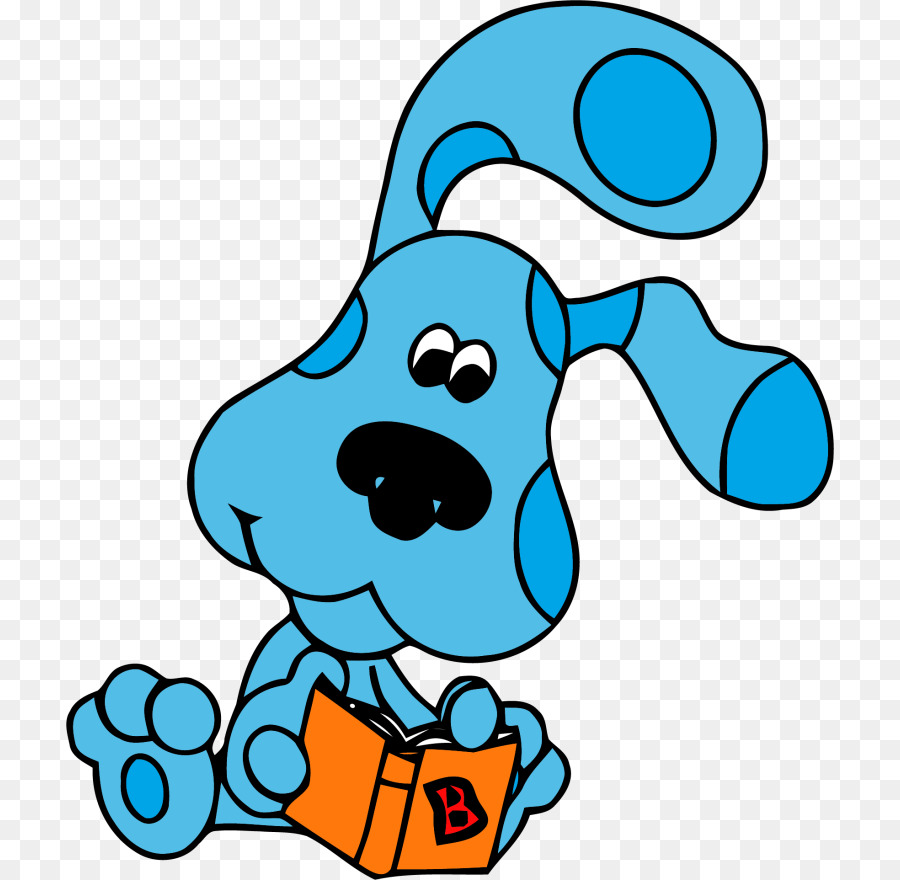 play blue s clues clip art blue s clues theme png download 768
