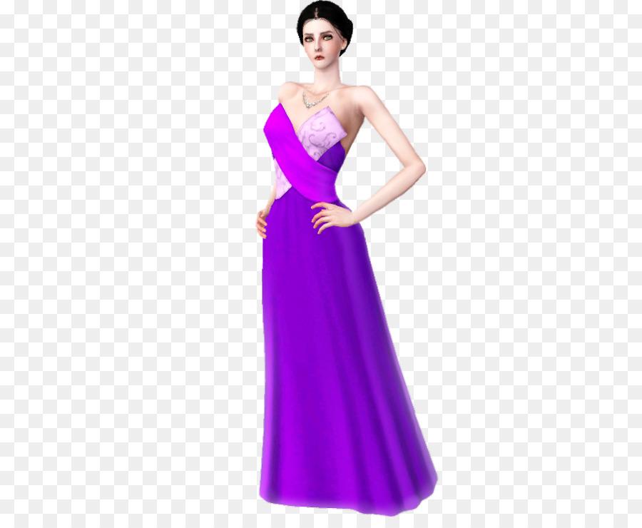 Vestido de vestido de Cóctel de Satén Hombro - vestido Formatos De ...
