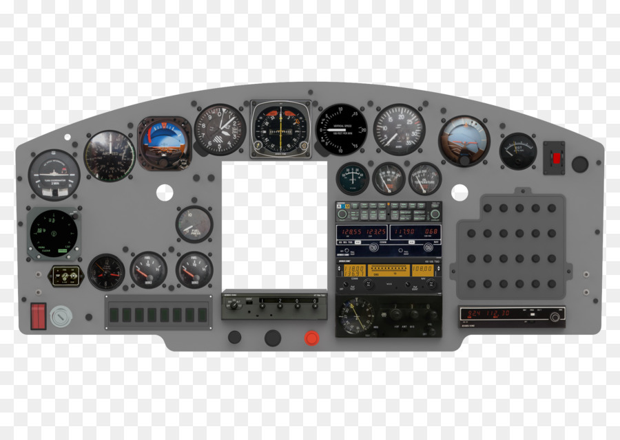 Cessna 150 Cockpit png download - 2000*1400 - Free Transparent