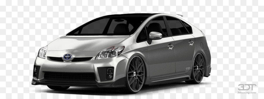 Toyota Prius Compact Car Electric Vehicle Minivan Png 1004 373 Free Transpa