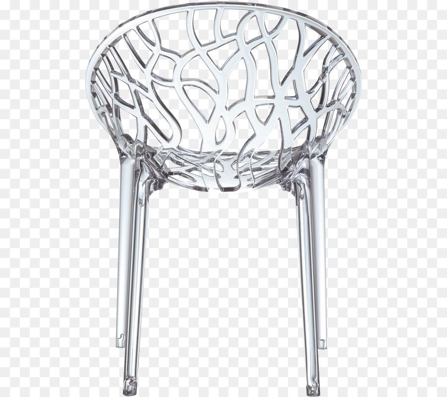 Chair Table Plastic Chaise Longue Polycarbonate   Chair