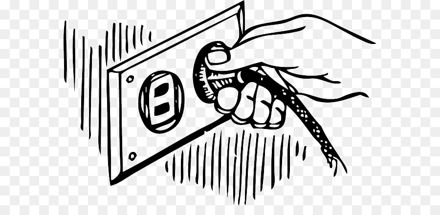 Ac Power Plugs And Sockets Clip Art