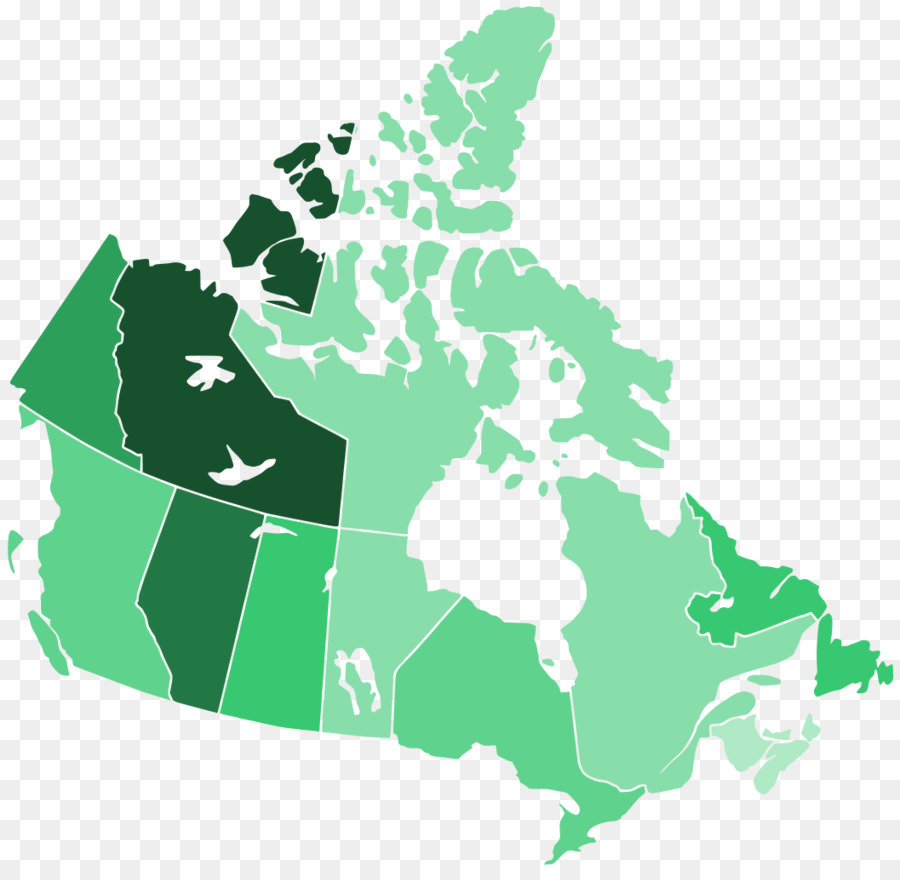 Flag of Canada United States Vector Map - Canada png download - 1057 ...