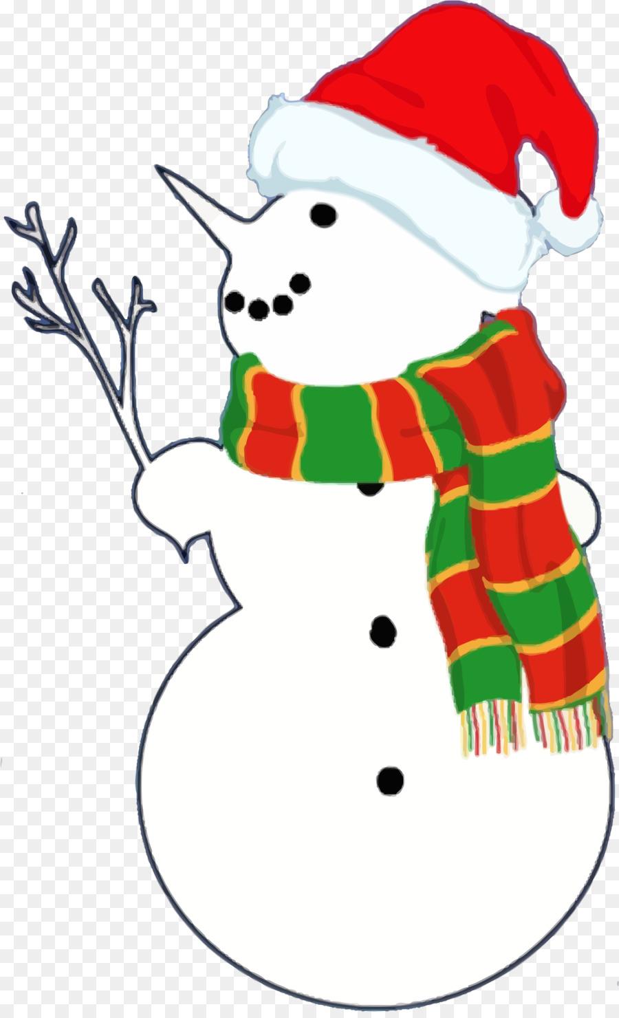 Santa Claus, Weihnachtsbaum, Schneemann Clip art - Weihnachtsmann ...