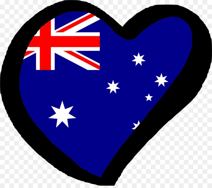 Bandera De Australia Cantón De La Bandera Del Reino Unido