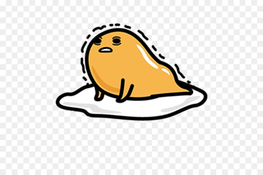 ぐでたま sanrio character egg gudetama png download 600 600