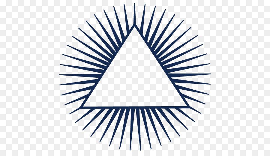 Eye Of Providence Drawing Illuminati Symbol Png Download 512512