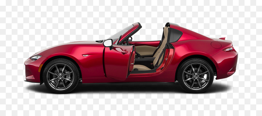 2018 Mazda MX-5 Miata RF Grand Touring Car 2018 Mazda MX-5 Miata RF ...