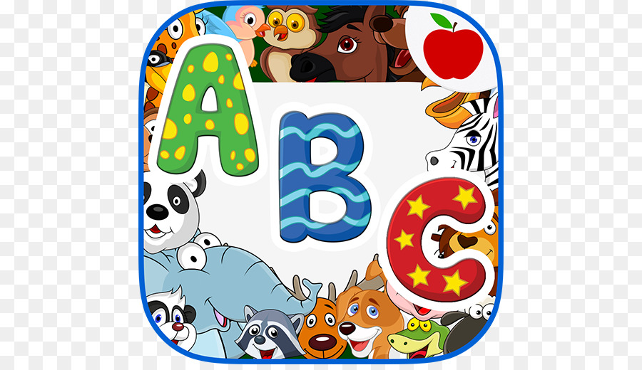 ABC Reading Games For Kids Animal Kingdom