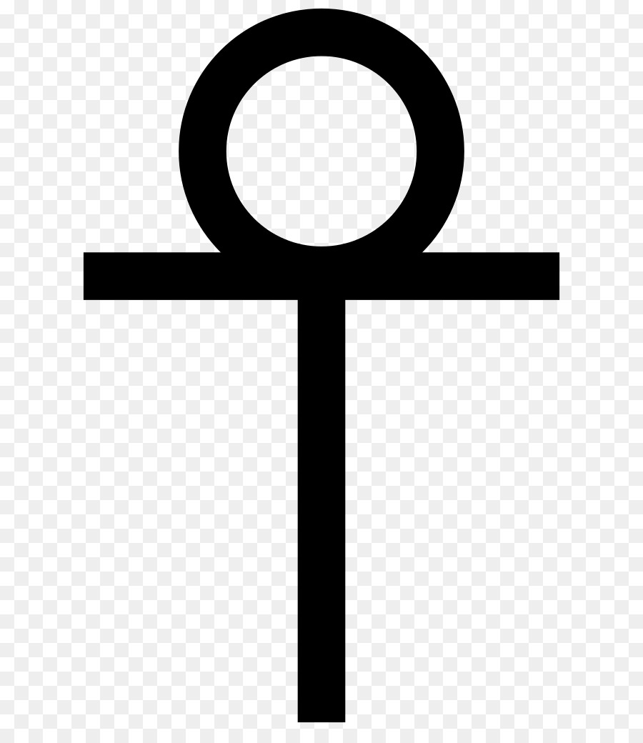 Ankh Symbol Ancient Egypt Cross Egyptian Symbol Png Download 690