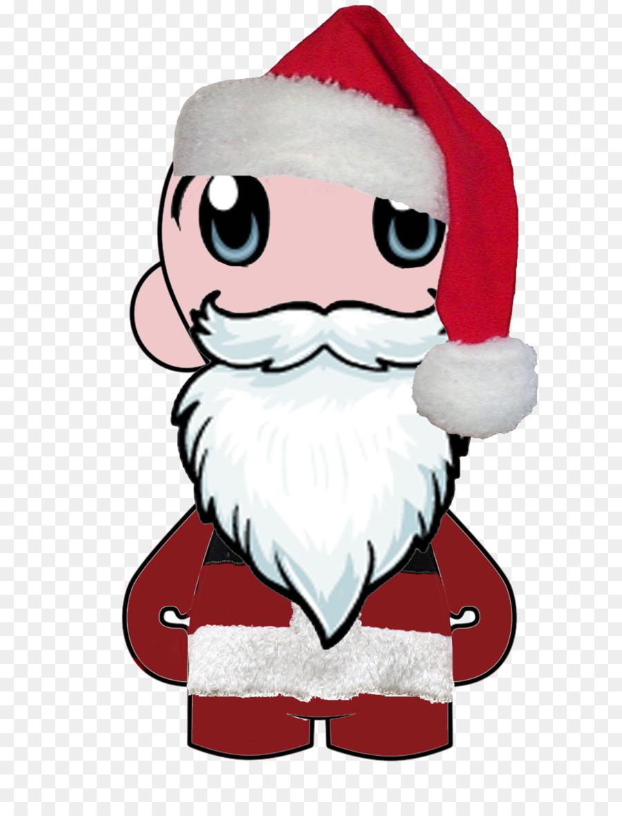 Santa Claus Christmas ornament Santa suit Clip art - santa claus png ...
