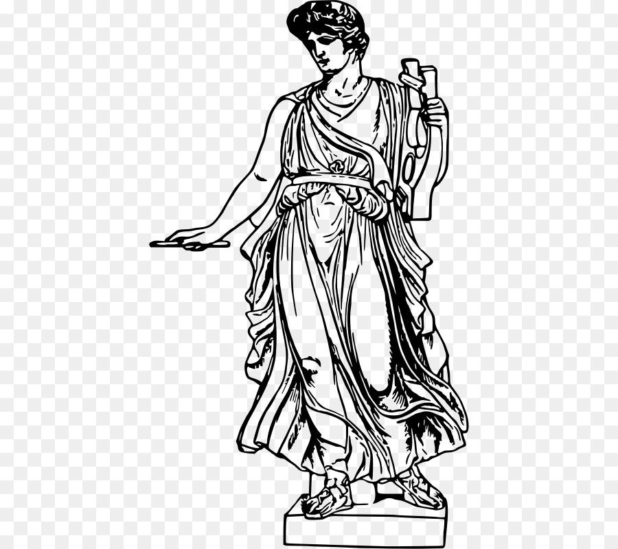Apollo Program Greek Mythology Clip Art