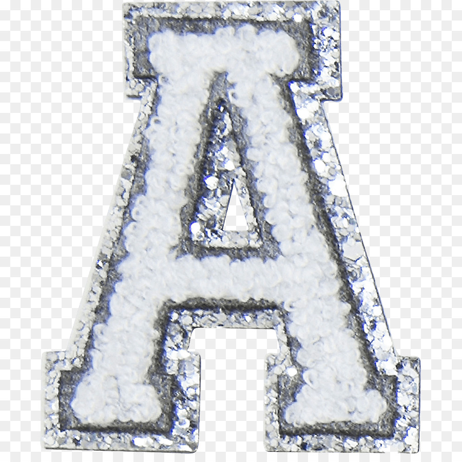 Varsity Letter Embroidered Patch Varsity Team Embroidery Chenille