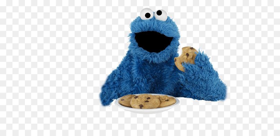 El Monstruo de las galletas de chispas de Chocolate, Galletas ...