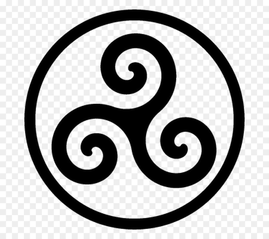 Triskelion Tattoo Celtic Knot Symbol Celts Symbol Png Download
