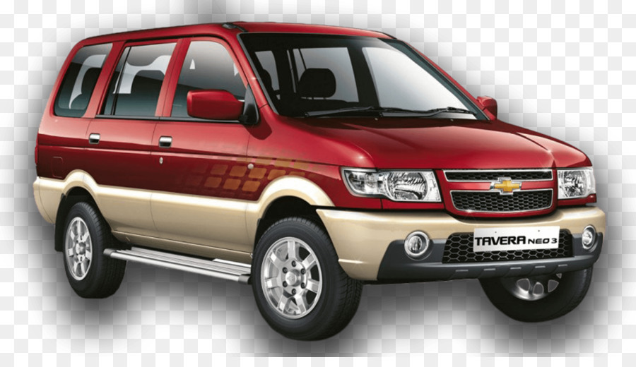 Chevrolet Tavera Car General Motors Minivan Chevrolet Png Download
