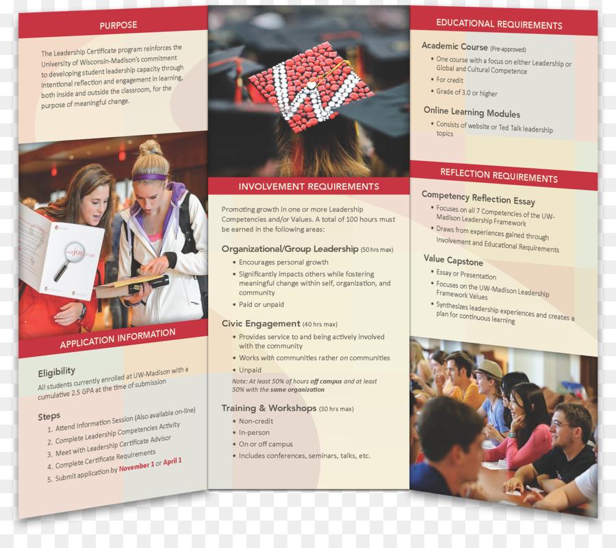 University Of Wisconsin Madison Mitchell Nancy Flyer Brochure