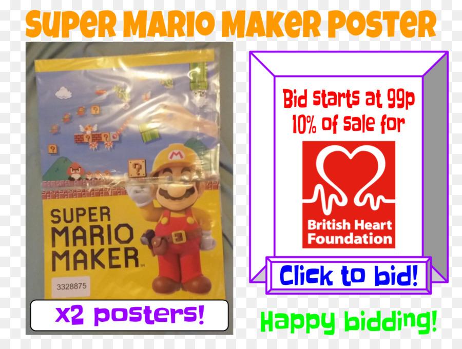 Super Mario Maker Wii U Nintendo Video Game Consoles - nintendo png