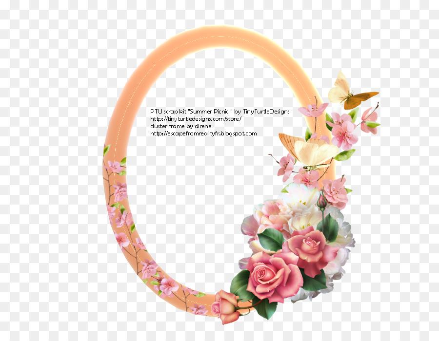Floral design Picture Frames Picnic Independence Day - Summer picnic ...