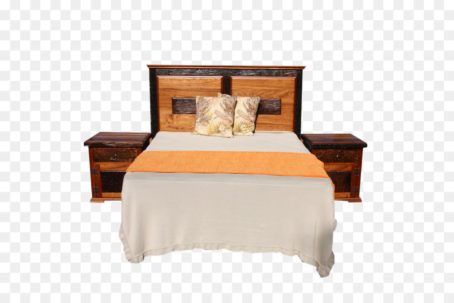 Marco de la cama con mesitas de noche Muebles de Dormitorio ...