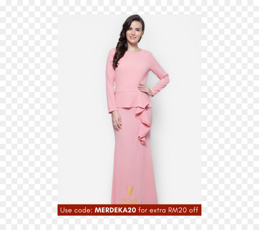 Islámica de moda Baju Kurung diseño de Moda Vestido de - vestido ...